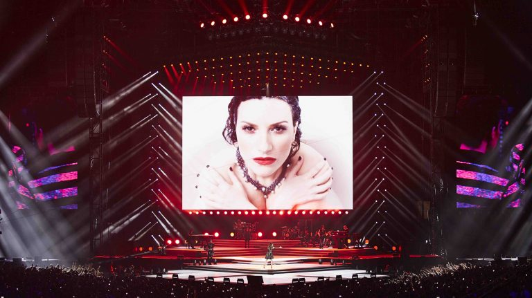 BMFL e Pointe: ROBE in tour con Laura Pausini