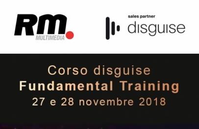 Corso Disguise Fundamental Training