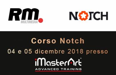 Corso Notch 4-5 dicembre 2018