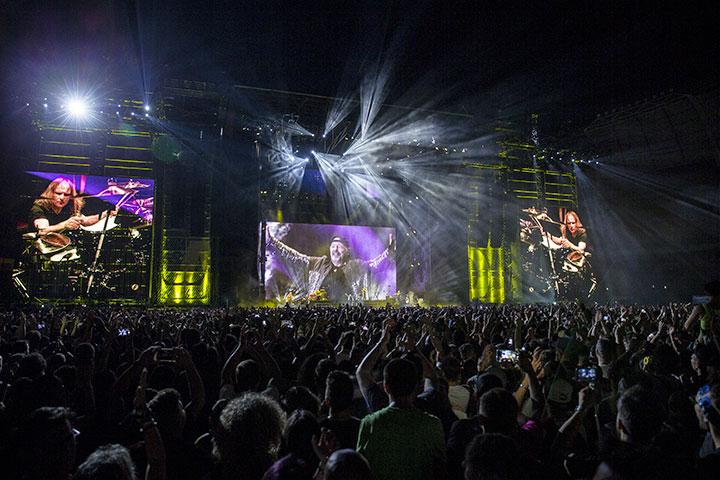 Il mondo RM Multimedia in tour con Vasco Rossi