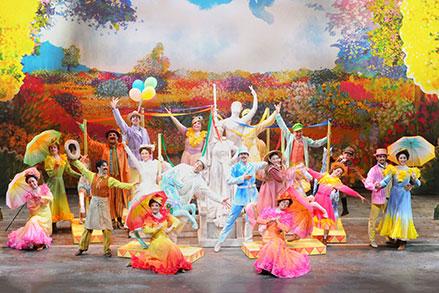 ROBE lighting nel magico mondo di Mary Poppins