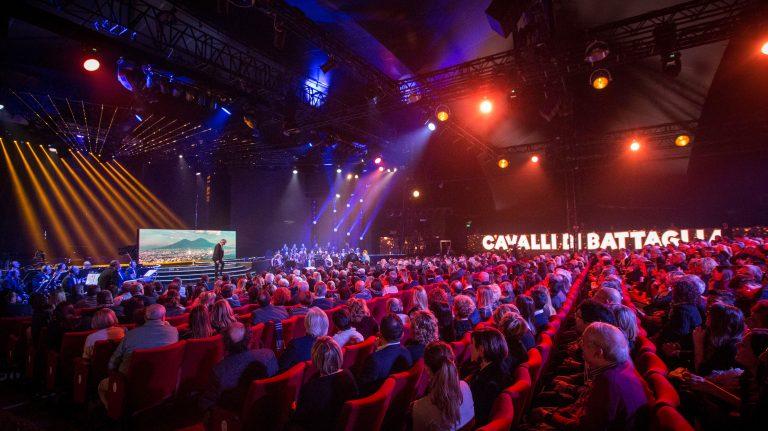 Cavalli di Battaglia: Robe sul palcoscenico con Gigi Proietti