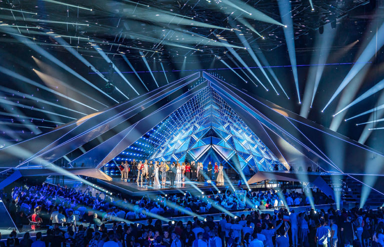 disguise per Eurovision Song Contest 2019