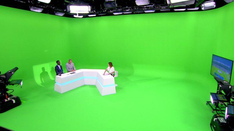 Robert Juliat rivoluziona il green screen delle produzioni televisive