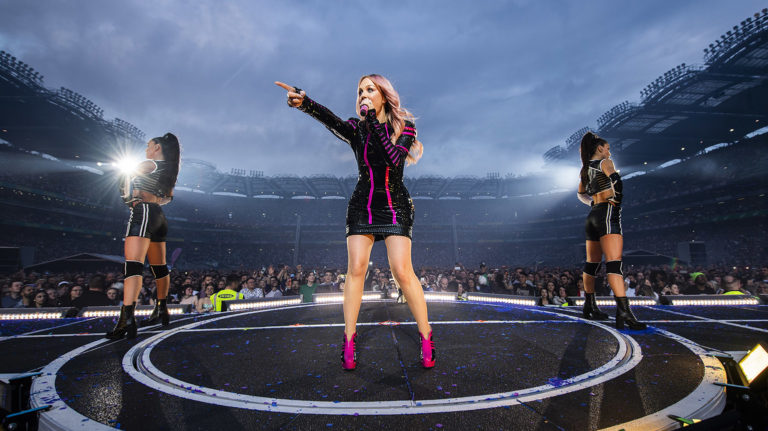 Spice Girls: ritorno trionfale con Dalis di Robert Juliat