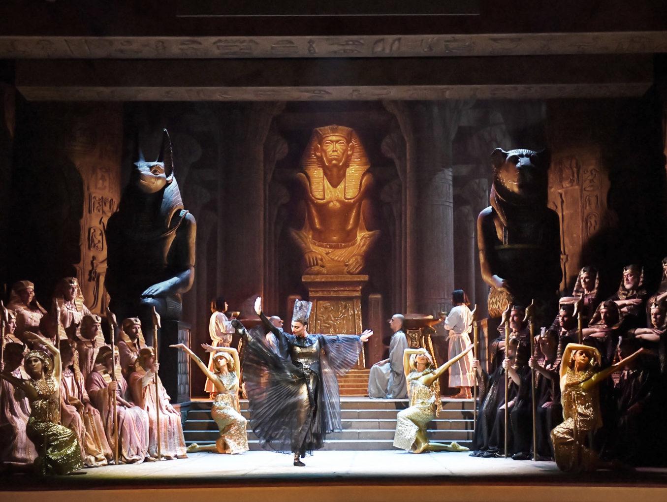 Aida di Giuseppe Verdi: colore e realismo con T1 Profile