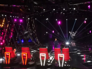 The Voice Senior 2020: ROBE illumina la prima edizione italiana