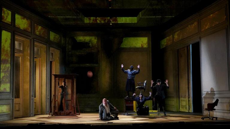 Nuovo spettacolo teatrale del Teatro Stabile di Catania: Baccanti in scena con RM Multimedia