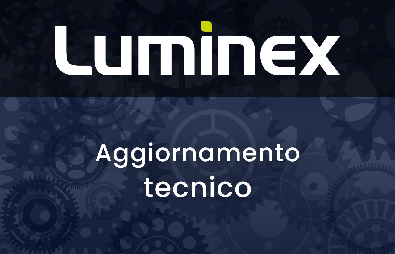 Aggiornamento LumiSplit 7.0.0